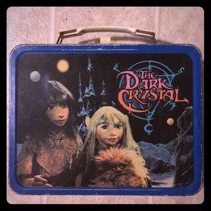 Vintage 1982 Dark Crystal metal box